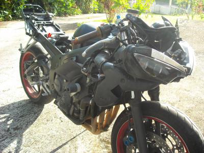 Ninja 3008 Demontcarenage5